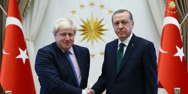 Boris Johnson's Flip-Flop On Turkey Shows Vote Leave Sold Britain A Pack Of