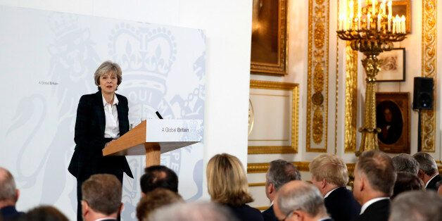 All Change? What Theresa May's Speech Means For Everyday