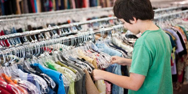 A Revolution In Clothing Recycling Is On The
