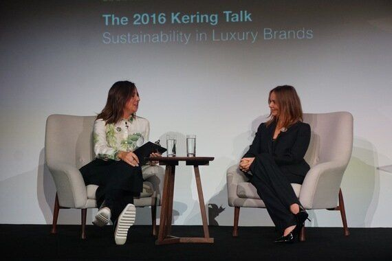London College Of Fashion And Kering - Fashion Sustainability And Education In