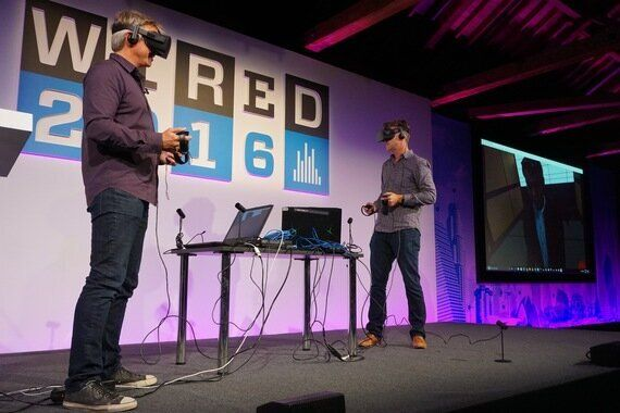 Wired 2016 Presents What's New In AI, VR And Tech