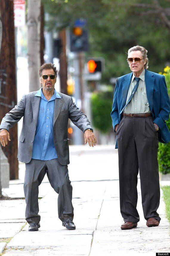 The Best Al Pacino And Christopher Walken Photo You'll Ever