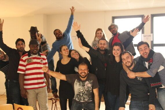 Amsterdam Pre-Startup School For Refugees, Migrants, And