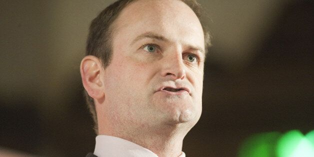 Douglas Carswell was told to 'get a sense of humour' by David Cameron on