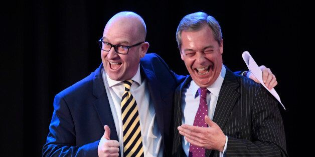 Paul Nuttall Is Already Healing Ukip's Wounds, And Will Take The Fight To