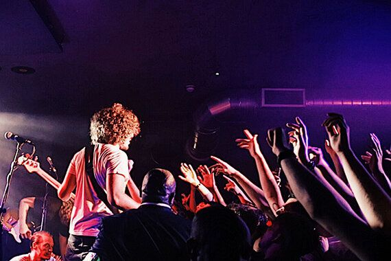 Why Live Music Fans In The UK Need Grassroots