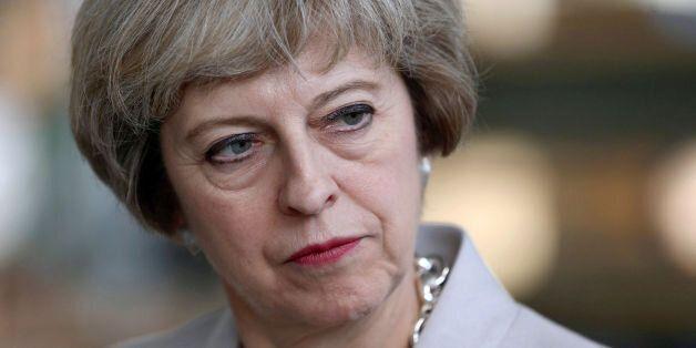 Theresa May: The Not-So-Secret Hardcore