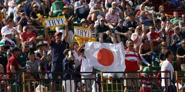 Rugby Sevens Basks In Golden Olympic