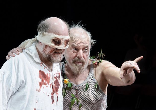King Lear and The Cherry Orchard, the Tobacco Factory,
