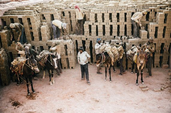 The Suffering Behind The World's Brick