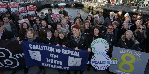 #RepealThe8th: Why Ireland's Abortion Laws Belong In The