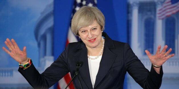 Theresa May Is The Bridge Between Donald And Xi Jinping In Post-Brexit