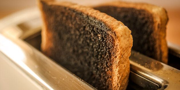 Toast Didn't Kill My