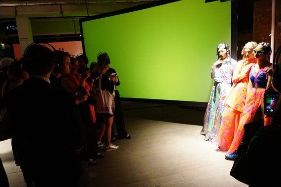 Fyodor Golan's 3D Simulated Fashion Presentation Heralds The Symbiosis Of Fashion Design And
