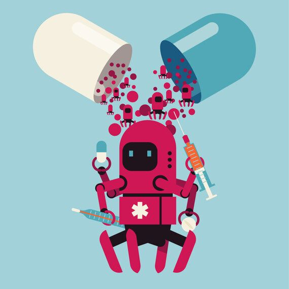 Artificial Intelligence For Healthcare Is