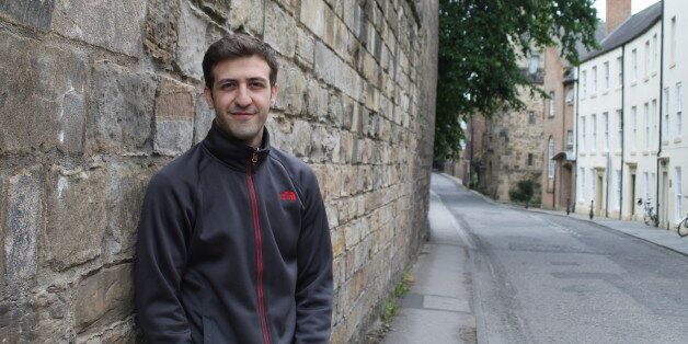 My Journey From War-Torn Syria To Durham