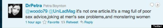 UniLad Magazine Forced To Pull 'Surprise' Rape Article After Twitter