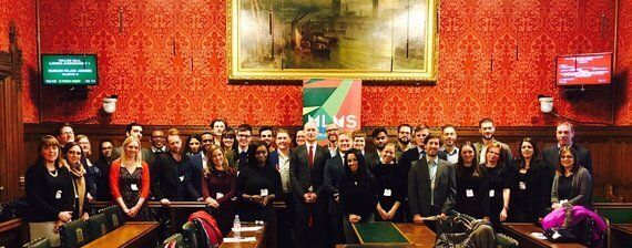 More Than 20 Youth Organisations From Across The UK Came Together At Parliament To Demand A Better Brexit...