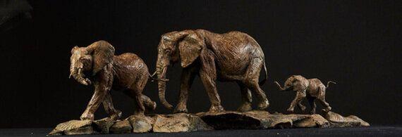 Hamish Mackie - Life In Bronze