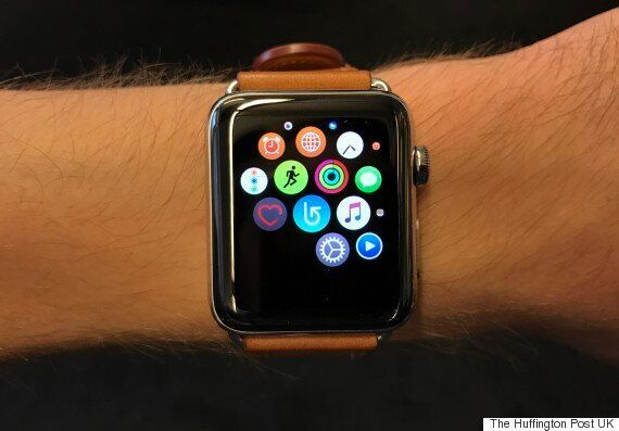 Why The Apple Watch Isn't Just A Smartwatch, It's A