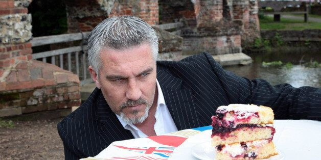 Week 8 Of The GBBO:
