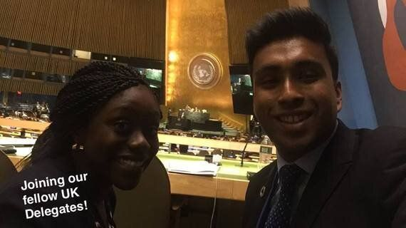 My Experience As UK Youth Delegate To The UN General