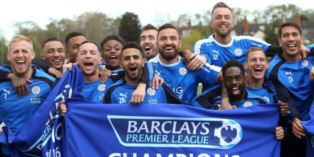 Fumbling Foxes Prepare For Pep's City With Mounting Pressure On Ranieri's