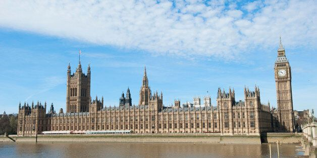 Why There's A Foodbank Outside Parliament