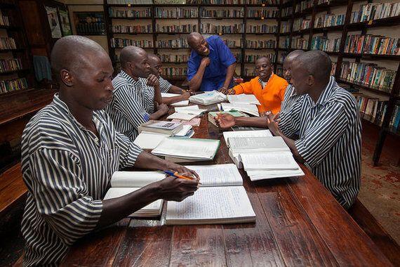 Empowering Prisoners In Africa Through Legal