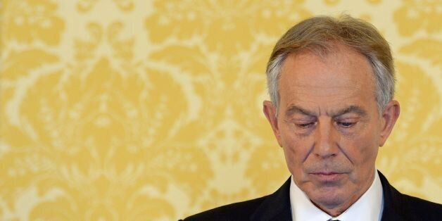 Blair's Anti-Brexit Campaign Is Opportunistic And Nothing