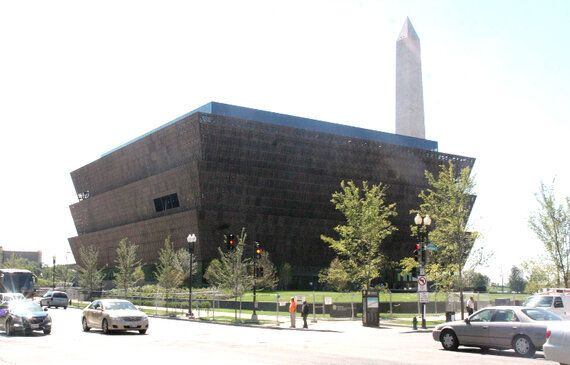 The National Museum For African American History And Culture: Through a Black-British