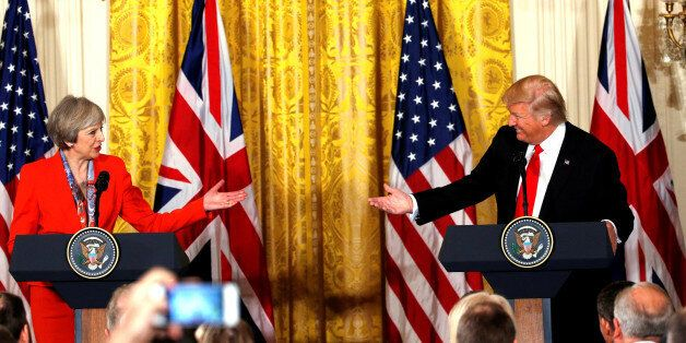What Should A US-UK Trade Deal Be Based