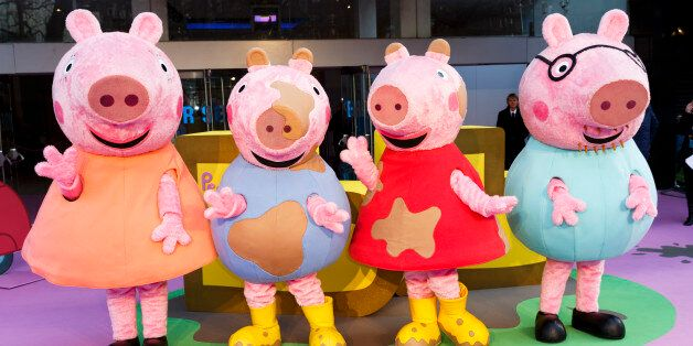As A Muslim, I Love Peppa Pig. And She Loves Me Because I Won't Eat