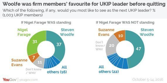 Woolfe Was Firm Members' Favourite For Ukip Leader Before Quitting