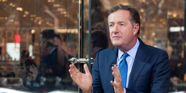 An Open Letter To Piers Morgan - From An 'Alleged' Rape