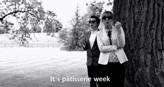 Week Nine Of The GBBO:
