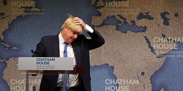 Boris - Bold Or