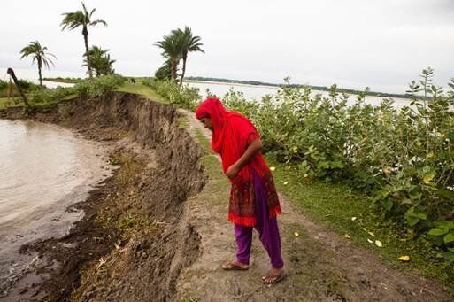 How Trump's Stance On Climate Change Could Affect The World's Poorest