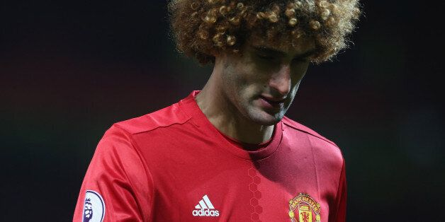 Man Utd Fans Booing Marouane Fellaini This Weekend Was Nothing Short Of