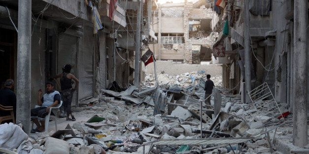 Human Rights Violations In Aleppo: Why The War Must End