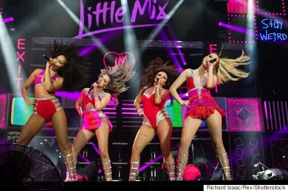 'The Big Three': Little Mix's 'Shout Out To My Ex', Plus New Music From Clean Bandit And Icona