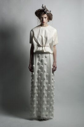 Top Five Names To Watch From the London College of Fashion's 2012 Degree