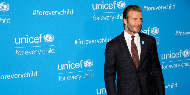 Why David Beckham Deserves A Knighthood... For Services To