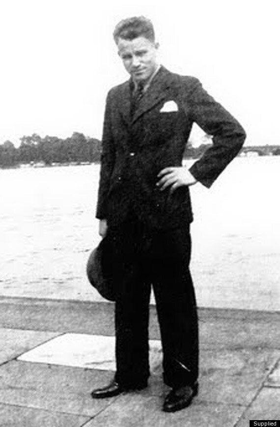 August Landmesser, Hamburg Shipyard Worker Who Refused To Make Nazi Salute