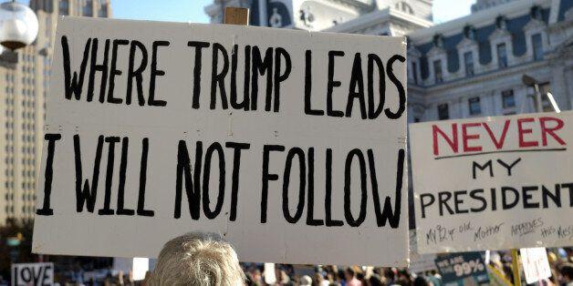 Why Trump Won't Tear Us Apart (In Britain, At