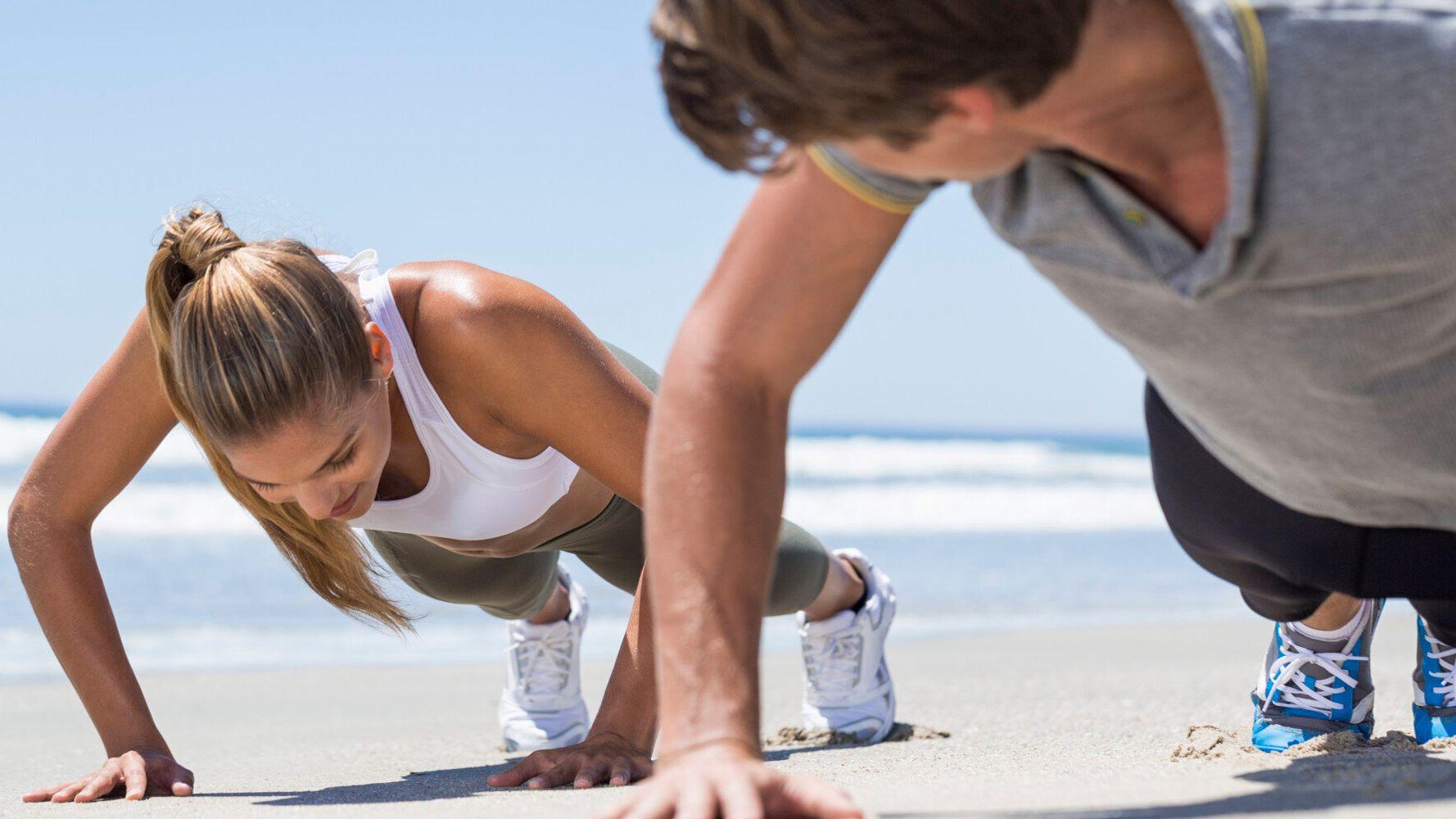 Do Push-Ups Build Your Arms? | HuffPost Life