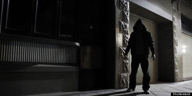 When A Man Stalks A Woman Online. My
