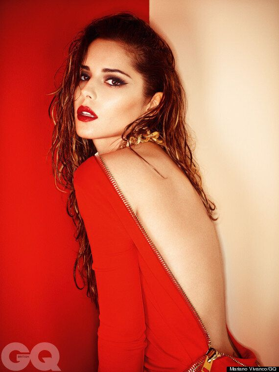 Cheryl Cole Talks Simon Cowell And Cher Lloyd As She Poses For GQ