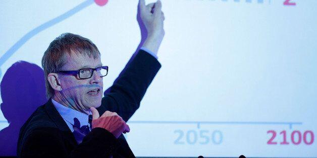 Mourning Hans Rosling, Sultan of