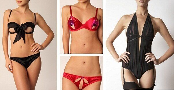 Weekend Shopping: Valentine's Day Lingerie and Gift Ideas for